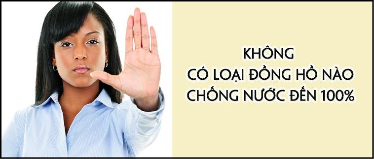 khong co dong ho chong nuoc 100