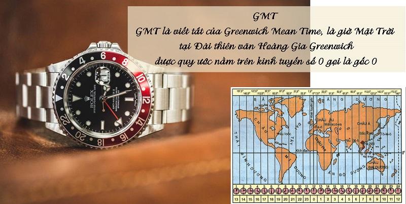 GMT là gì
