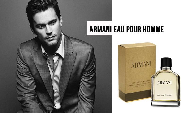 Top 5 nước hoa Armani dành cho nam giới- khi hương thơm trở thành vũ điệu  cuốn hút