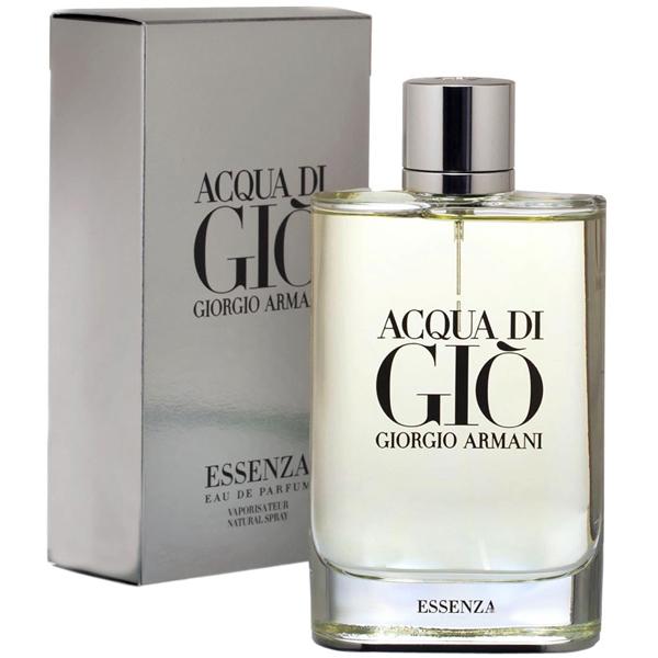 Acqua di Gio Essenza mang đem đến nét trưởng thành và quyến rũ cho phái mạnh