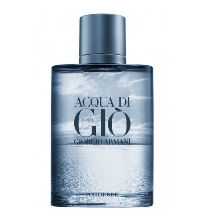 Acqua Di Gio Pour Homme có độ lưu hương rất lêu lên tới 12 giờ