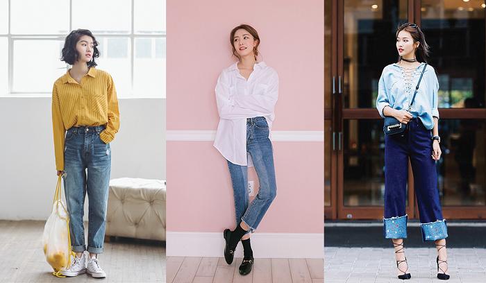 Quần Mom Jeans là gì? Phối đồ như thế nào cho chuẩn?