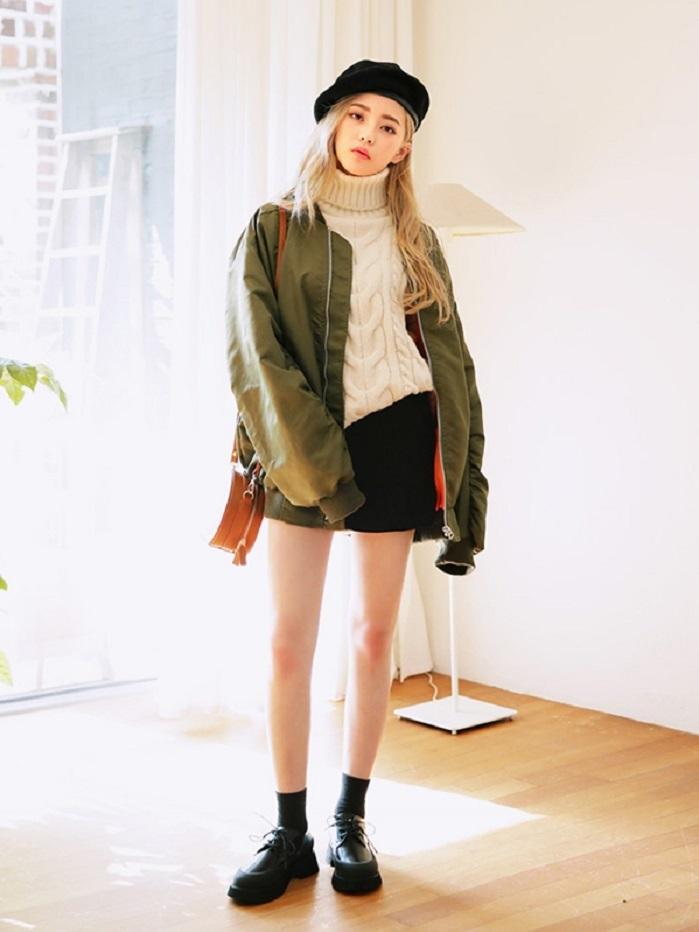 Áo khoác Bomber Jacket là gì, mặc áo Bomber sao cho đẹp?