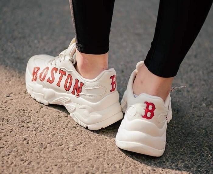 Hãng giày MLB của nước nào sản xuất, giá bao nhiêu?